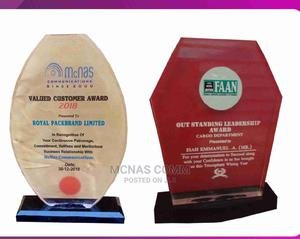 Acrylic Award | Printing Services for sale in Lagos State, Ikeja