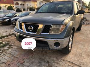 Nissan Frontier 2007 Crew Cab SE Gray | Cars for sale in Abuja (FCT) State, Gwarinpa
