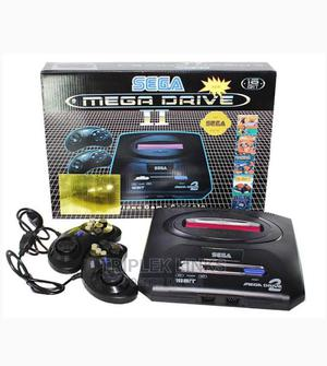 Brand New Sega Mega Drive With Many Installed Games   Video Game Consoles for sale in Lagos State, Ojo