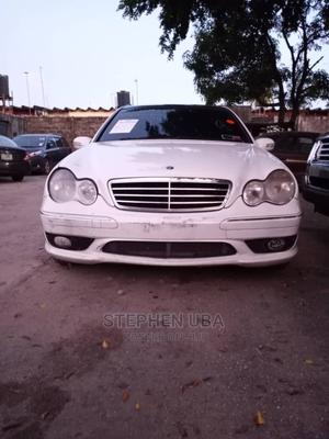 Mercedes-Benz C230 2007 White   Cars for sale in Lagos State, Isolo