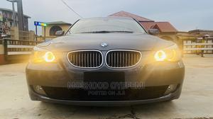 BMW 535i 2008 Gray | Cars for sale in Lagos State, Alimosho