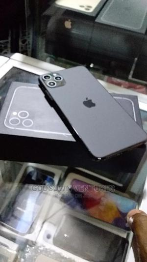 Copy Apple iPhone 11 Pro Max 512 GB Black | Mobile Phones for sale in Lagos State, Ikeja