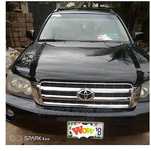 Toyota Highlander 2004 Limited V6 FWD Black | Cars for sale in Imo State, Owerri