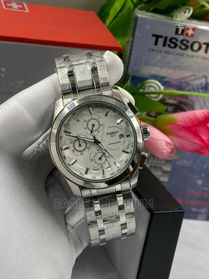 Tissot Wristwatch for Men   Watches for sale in Lagos State, Ikotun/Igando
