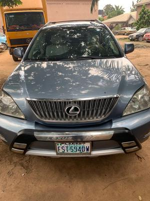 Lexus RX 2007 Blue | Cars for sale in Abia State, Aba North