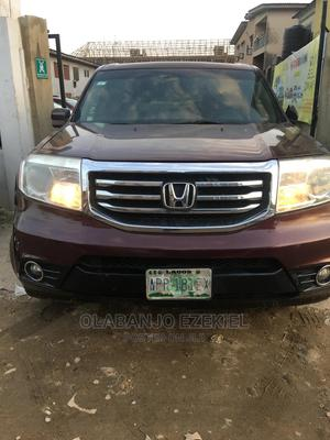 Honda Pilot 2013 Brown   Cars for sale in Lagos State, Ikeja
