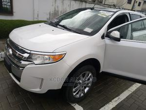 Ford Edge 2012 White | Cars for sale in Lagos State, Victoria Island