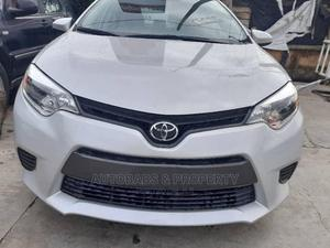 Toyota Corolla 2016 Silver   Cars for sale in Lagos State, Isolo