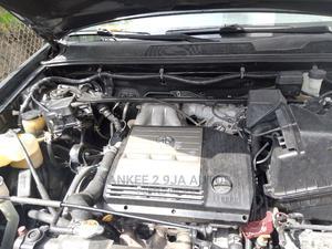 Toyota Highlander 2002 Limited V6 AWD Blue | Cars for sale in Lagos State, Ikeja