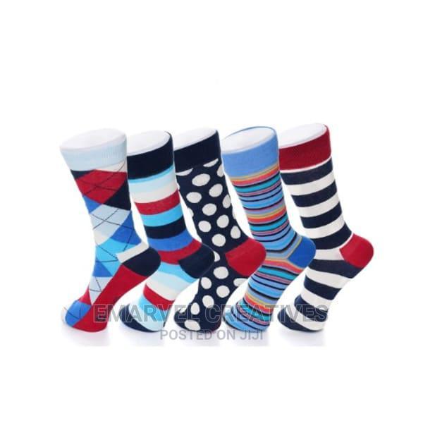 Trendy Fashion Socks For Unisex