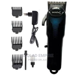 Sonik Rechargeable Head Clipper With Led Battery Display   Tools & Accessories for sale in Lagos State, Ikoyi