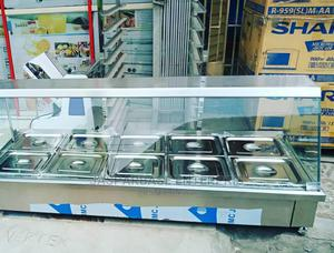 Brand New 10 Plates Food Warmer | Restaurant & Catering Equipment for sale in Lagos State, Ojo