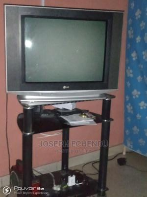 TV and TV Stand for Sale | TV & DVD Equipment for sale in Rivers State, Port-Harcourt
