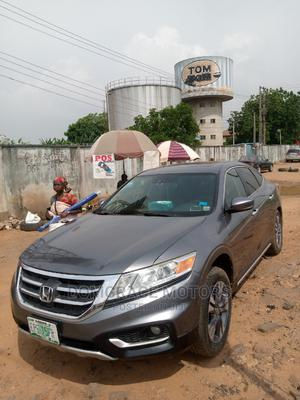 Honda Accord CrossTour 2014 Gray   Cars for sale in Lagos State, Maryland