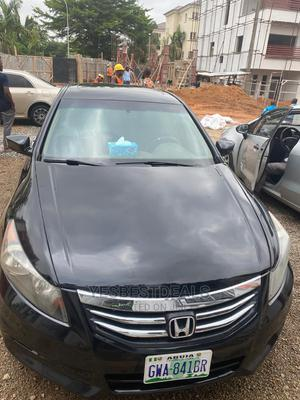Honda Accord 2008 Tourer 2.2 CTDi Executive Black | Cars for sale in Abuja (FCT) State, Garki 2