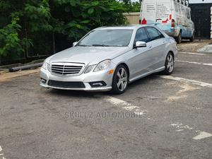 Mercedes-Benz E350 2011 Silver | Cars for sale in Lagos State, Ikeja