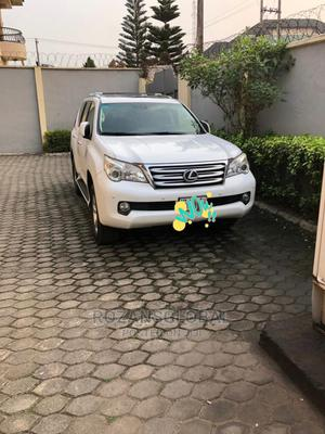 Lexus GX 2010 460 White | Cars for sale in Lagos State, Magodo