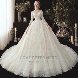 Empire Ball Wedding Gown | Wedding Wear & Accessories for sale in Lagos State, Ajah