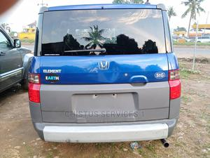 Honda Element 2005 LX Automatic Blue | Cars for sale in Lagos State, Alimosho