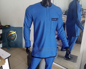 Blue Kaftan   Clothing for sale in Rivers State, Port-Harcourt