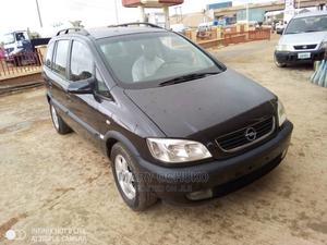Opel Zafira 2003 Black | Cars for sale in Kaduna State, Zaria