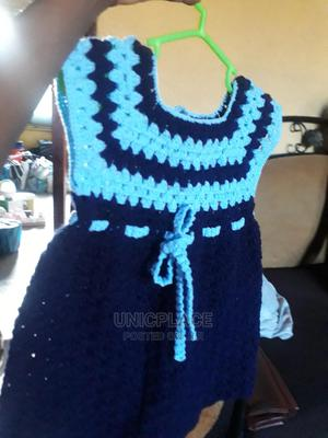 Knitted Children Gown   Children's Clothing for sale in Lagos State, Apapa