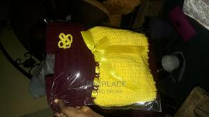 Knitted Baby Gown With Shoe and Head Band   Children's Clothing for sale in Lagos State, Apapa