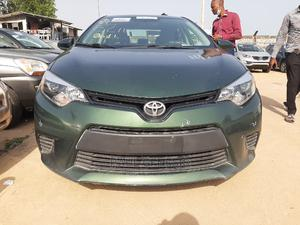 Toyota Corolla 2015 Green | Cars for sale in Abuja (FCT) State, Garki 1
