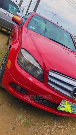 Mercedes-Benz C300 2008 Red | Cars for sale in Delta State, Warri