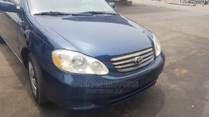 Toyota Corolla 2004 LE Blue | Cars for sale in Abuja (FCT) State, Central Business Dis