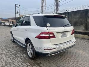 Mercedes-Benz M Class 2014 White   Cars for sale in Lagos State, Ikoyi