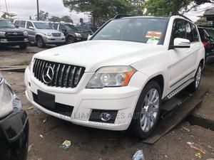 Mercedes-Benz GLK-Class 2010 350 4MATIC White   Cars for sale in Lagos State, Apapa