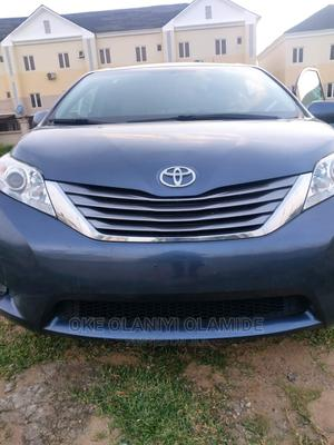 Toyota Sienna 2017 Blue | Cars for sale in Abuja (FCT) State, Garki 2