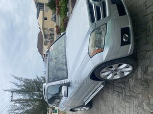 Mercedes-Benz GLK-Class 2010 350 4MATIC Silver | Cars for sale in Lagos State, Lekki