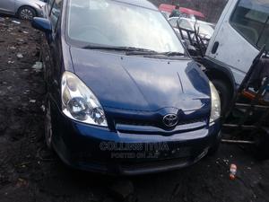 Toyota Corolla 2006 Verso 1.8 Luna Blue   Cars for sale in Lagos State, Oshodi