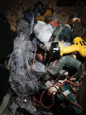 Used Power Tools/Machine   Hand Tools for sale in Lagos State, Ikorodu