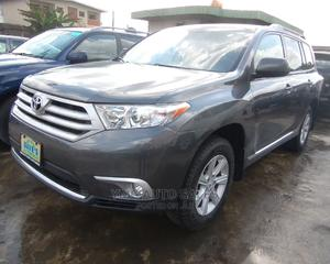 Toyota Highlander 2012 Limited Gray   Cars for sale in Lagos State, Shomolu
