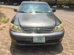 Toyota Avalon 2004 XL Gray | Cars for sale in Abuja (FCT) State, Jabi