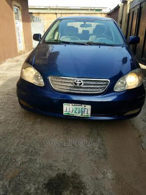 Toyota Corolla 2007 CE Blue | Cars for sale in Lagos State, Ojodu