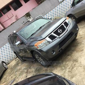 Nissan Armada 2015 Gray | Cars for sale in Lagos State, Ikeja