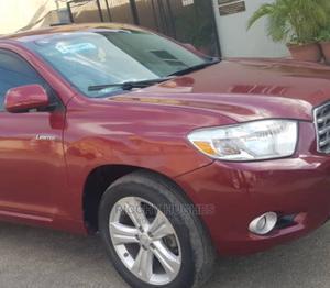 Toyota Highlander 2010 Limited Red | Cars for sale in Lagos State, Lekki