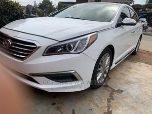 Hyundai Sonata 2015 White | Cars for sale in Lagos State, Ojodu