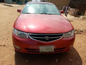 Toyota Solara 2002 Red | Cars for sale in Lagos State, Alimosho