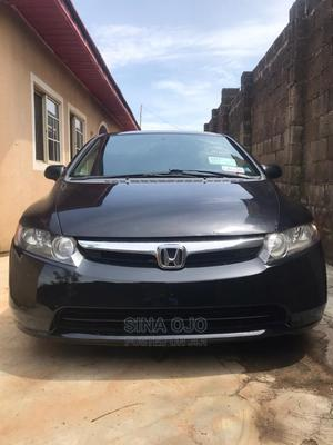 Honda Civic 2008 1.8 LX Automatic Black   Cars for sale in Oyo State, Ibadan