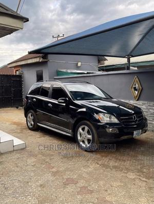 Mercedes-Benz M Class 2008 ML 350 4Matic Black | Cars for sale in Imo State, Owerri