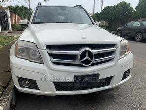 Mercedes-Benz GLK-Class 2010 350 White | Cars for sale in Lagos State, Ojodu