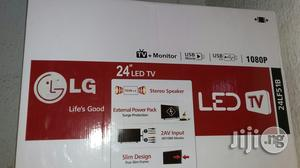 Brand New Original LG Led TV 24 Inches | TV & DVD Equipment for sale in Lagos State, Ojo