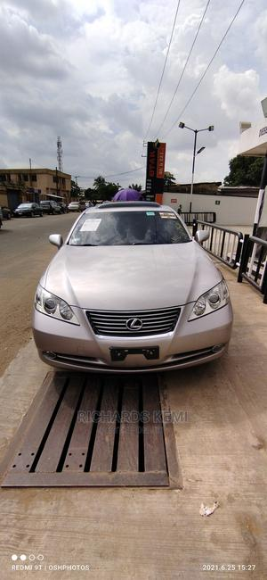 Lexus ES 2008 350 Gray | Cars for sale in Lagos State, Abule Egba