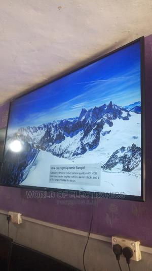 65 Inches Lg Smart Tv   TV & DVD Equipment for sale in Lagos State, Ojo