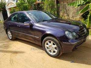 Mercedes-Benz C240 2004 Purple   Cars for sale in Lagos State, Apapa